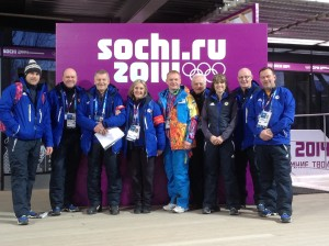 FIL Officials & Race Director